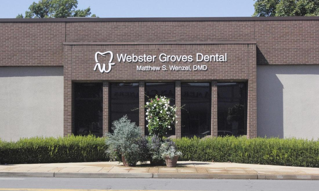 Top Dentist Webster Groves Dr Matthew Wenzel Office
