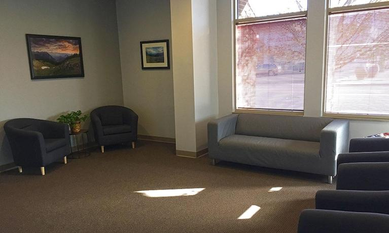 Waiting Room At Webster Groves Dental