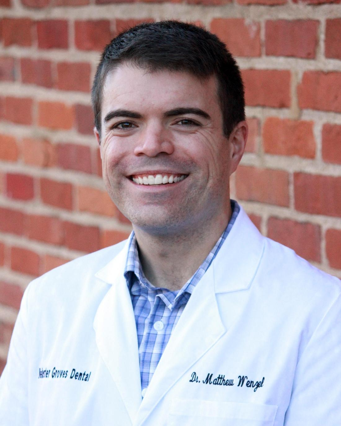 Dr. Matthew Wenzel | Webster Groves Dental