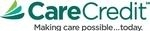 CareCredit logo accepted at Webster Groves Dental