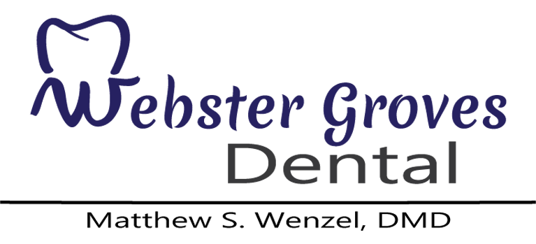 Logo for Webster Groves Dental